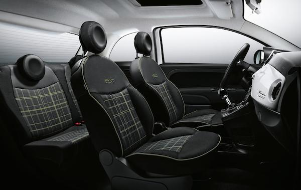moteur la nouvelle fiat 500 d barque e tv. Black Bedroom Furniture Sets. Home Design Ideas
