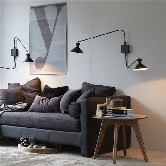 design serge mouille ou le plus lumineux des designers e tv. Black Bedroom Furniture Sets. Home Design Ideas