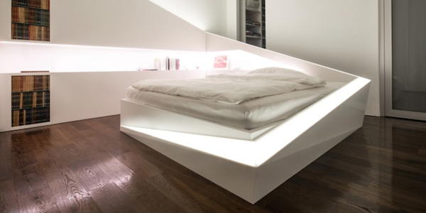 DESIGN : The ice bed by Who Cares ?!