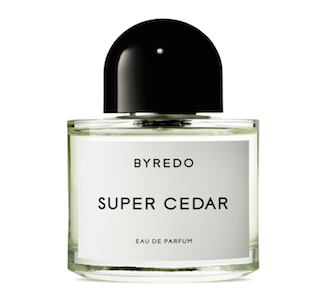 PARFUMS : Super Cedar by Byredo !