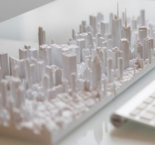 ART : New York dans la main !