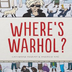 BOOK : 'Where's Warhol?'