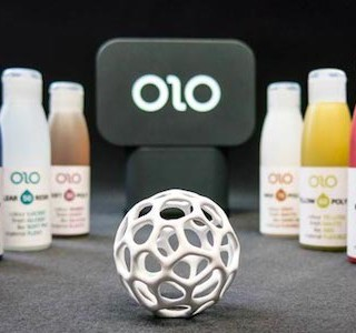 HIGH-TECH : Olo, l'imprimante 3D portable à 99$