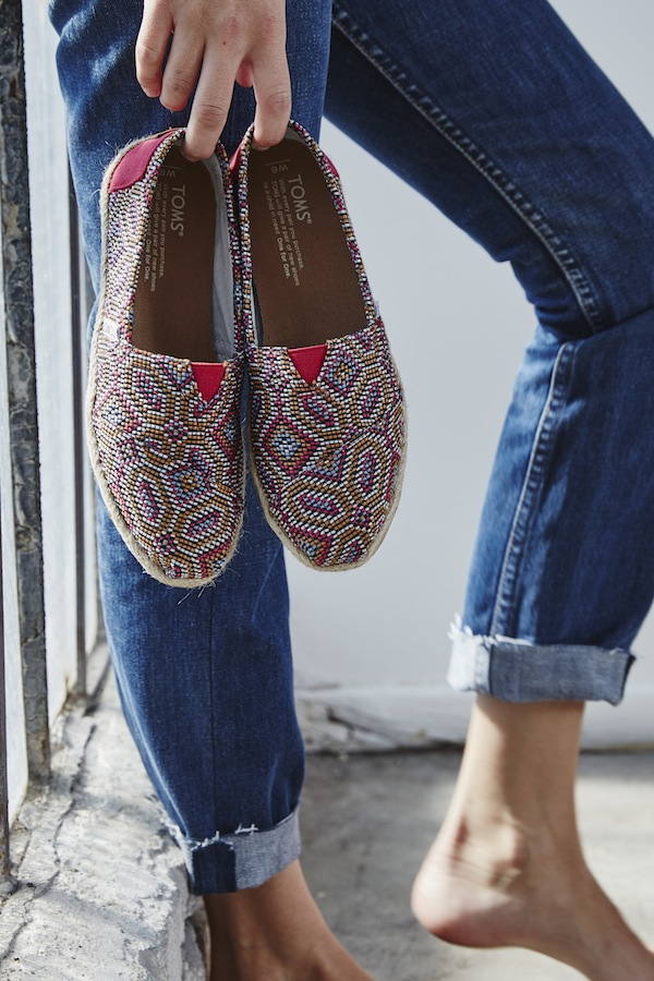 Toms Shoes, Spring 2016