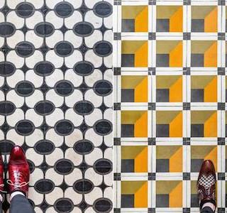 ART : London Floors photography