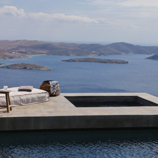 ARCHITECTURE : Syros Summer House