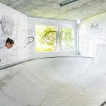 ARCHI : SKATE CAVE
