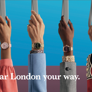 WATCHS THIS : HENRY LONDON… WEAR LONDON YOUR WAY !