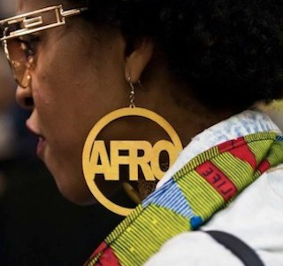 FASHION : Afropunk London