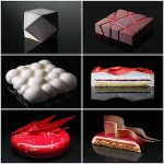 GASTRONOMIE : Architectural Cakes by Dinara Kasko