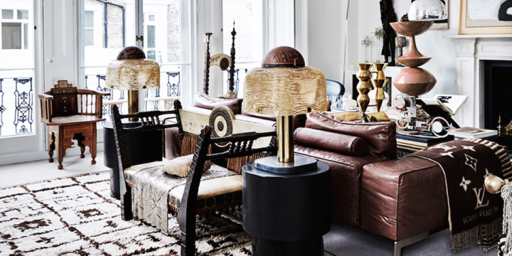 DECO : Malene Birger's Home (London)