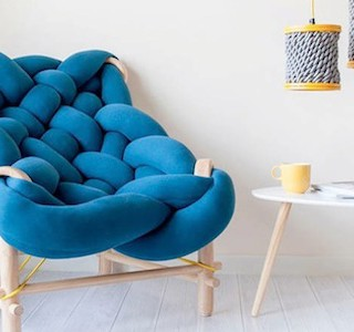 DESIGN : Chunky Chair