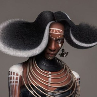 HAIR : Lisa Farrall – Afro Hairdresser of the Year 2016