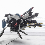 MOTEUR : BMW Flying Motorcycle