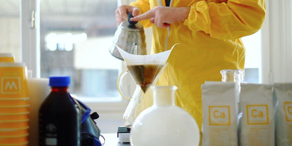 HOT SPOT : Breaking Bad Coffee Laboratory