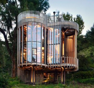 ARCHITECTURE : Malan Vorster's treehouse