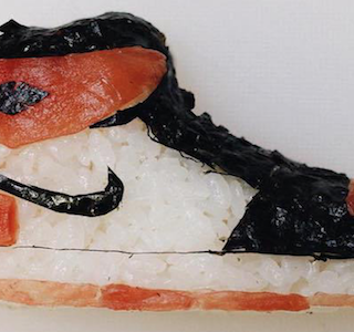 GASTRONOMIE : Sushi Shoes
