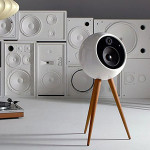 HIGH-TECH : Moonraker Speaker System