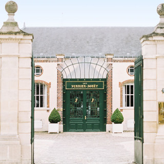 E-TV au coeur de la Champagne chez Perrier-Jouët (VIDEO)