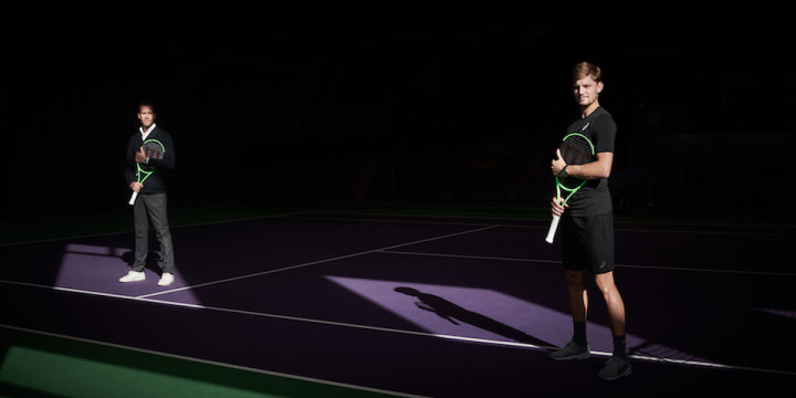L'INTERVIEW « TIE BREAK » DE DAVID GOFFIN (UNE VIDEO E-TV)