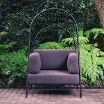 DESIGN : Christian Vivanco et son fauteuil pergola