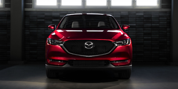 MOTEUR : Mazda or The Lady In Red