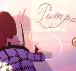 ANIMATION : La parfumerie de Monsieur Pompone