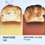 COLORS : Lucy Litman's Pantone 'Pairing' Food Cards