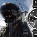 WATCH THIS : IWC La montre qui se porte à la main droite !