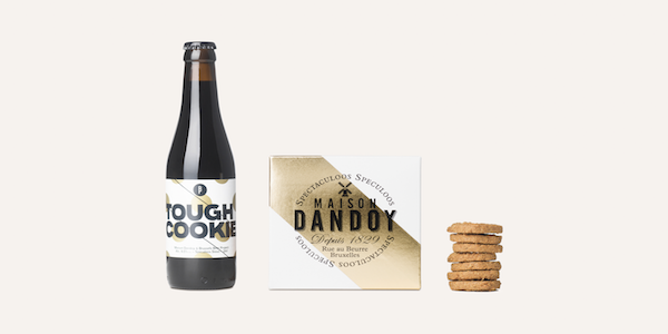 100% BELGE : Maison Dandoy Vs Brussels Beer Project