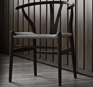 DESIGN : La mythique 'Wishbone Chair'