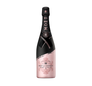 LIMITED EDITION : Rosé Impérial by Moët & Chandon !