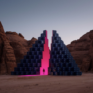 EXPO : Desert Vs Alula… Goes to the Saudi Desert