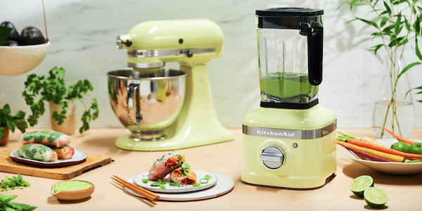 COLOR : Kyoto Glow La couleur tendance de Kitchen Aid…