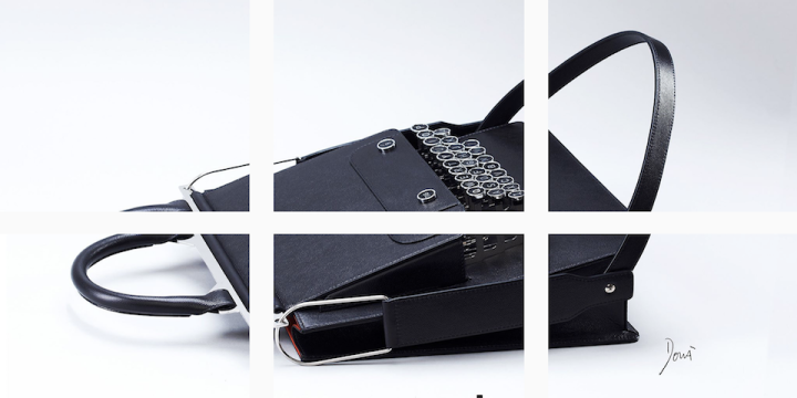 BAGS : The Qwerty Collection  by Laboratorio Donà