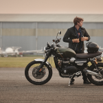 MODE : Barbour International se la joue Steve McQueen