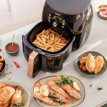 FOOD : L'AirFryer de Philips ou des fritures plus saines, à l'air !