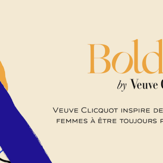 APPEL A CANDIDATURES : Bold Woman Award by Veuve Clicquot
